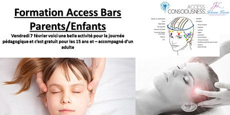 *Formation Access Bars Parents/Enfants billets