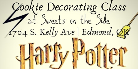 Harry Potter Cookie Decorating Class (kids) tickets