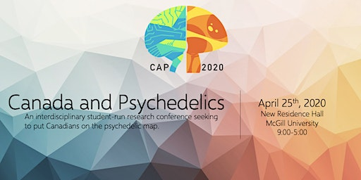 CAP 2020 Canadians and Psychedelics Research Conference