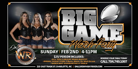 Big Game Watch Party tickets