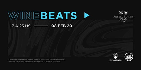 WINE BEATS - ROSELL BOHER entradas