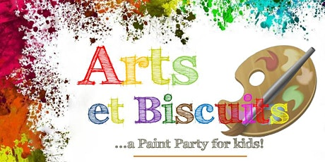Arts and Biscuits: After School Program tickets