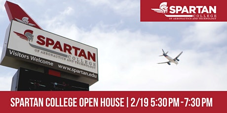 Spartan College - Los Angeles Area Campus Open House tickets