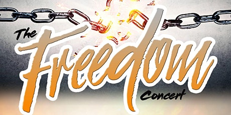 Freedom Concert 2020 tickets