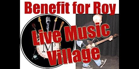 MARTINEZ MUSIC MAFIA LIVE MUSIC VILLAGE - BENEFIT CONCERT tickets