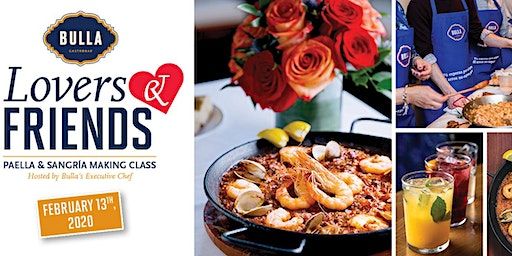 Paella & Sangría Making Class For Two at Bulla Gastrobar - Charlotte