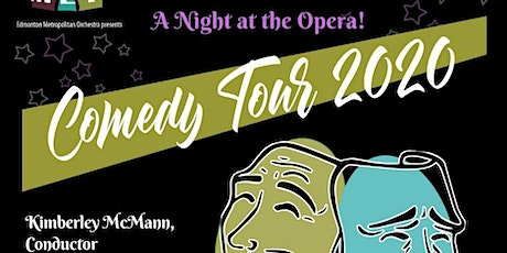 A Night at the Opera-Comedy Tour 2020 tickets