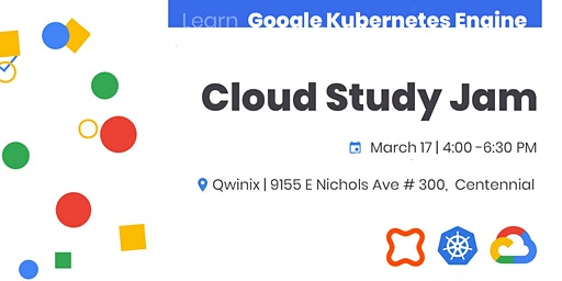 Cloud Study Jam | Google Kubernetes Engine