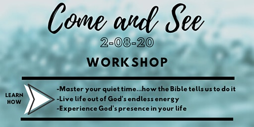 Come and See-Awaken Your Relationship With God