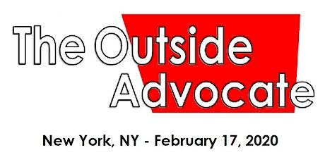 Outside Advocate: Anti-Bias, Anti-Privilege Seminar (NYC) tickets