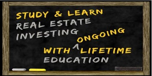 Make money with Real Estate Investing and earn while your learn