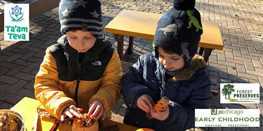 FREE BCB Outdoor Purim Palooza with Ta'am Teva & JCC Chicago at the River Trail Nature Center!