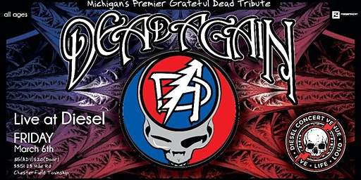Dead Again - The Ultimate Tribute to The Grateful Dead