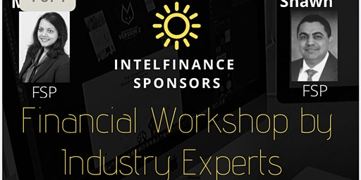 Financial Workshop by Industry Experts