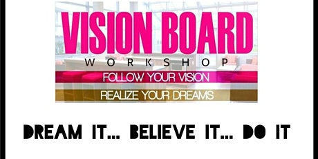 2020 VISION BOARD PARTY tickets