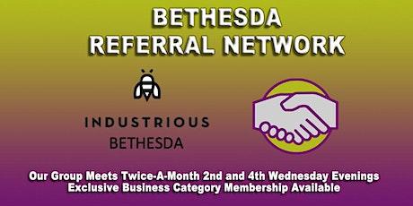 Bethesda Referral Network tickets