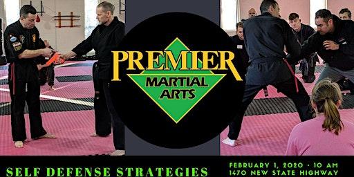 Bridging the Gap between Martial Arts & Self Protection