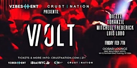 VOLT: A Techno Party in Queens tickets