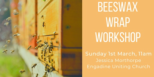 Beeswax Wrap Workshop 1