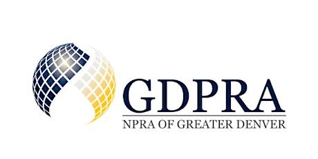 GDPRA February 20th Member Meeting tickets