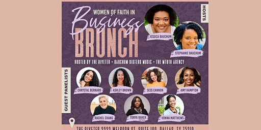 Women of Faith In Business Brunch