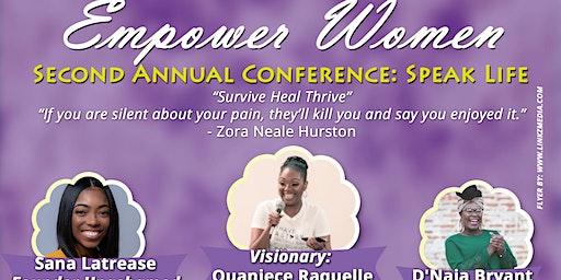 Empowered Women Empower Women 2: Speak Life