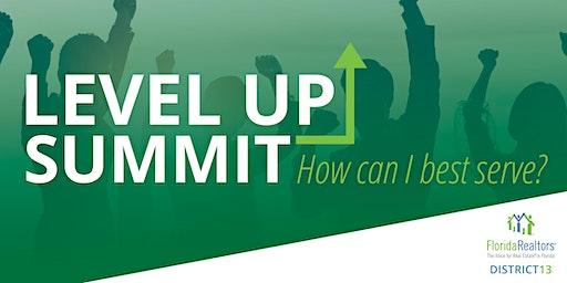 Level Up Summit: Florida Realtors® District 13 Event