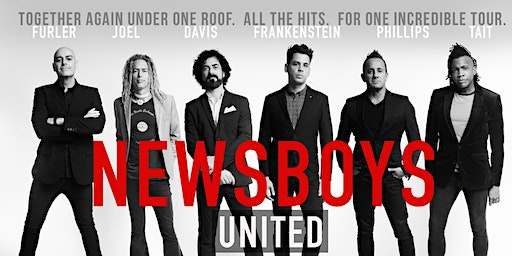 Newsboys UNITED with Mandisa and Adam Agee