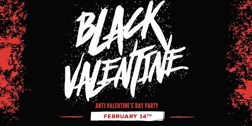 Black Valentine: Anti Valentine's Day Party at Ink N Ivy