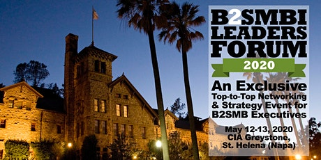 The B2SMB Institute 2020 Leaders' Forum tickets
