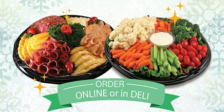 Order Party Time Platters for Superbowl! tickets