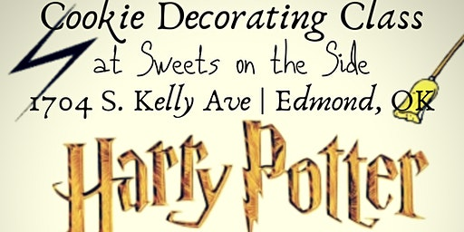 Harry Potter Cookie Decorating Class (kids)