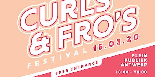 Curls & Fro's festival Antwerp