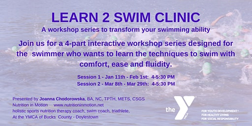 Copy of Open Water Swim Clinic III