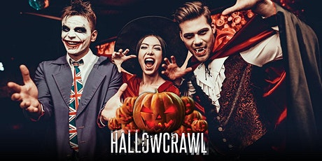 Hallowcrawl 2020 tickets