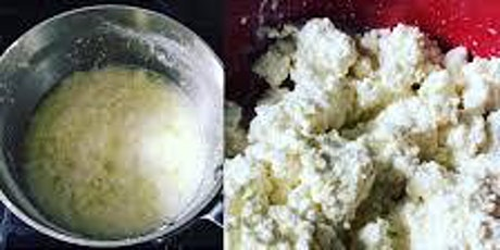 FREE Basic Cheese Making - Soft Cheeses tickets