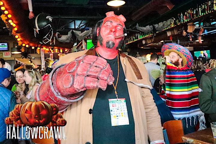 HALLOWCRAWL 2021 - Royal Oak image