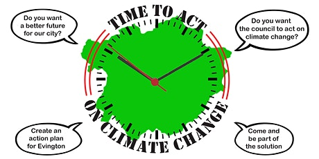 Evington Climate Consultation tickets