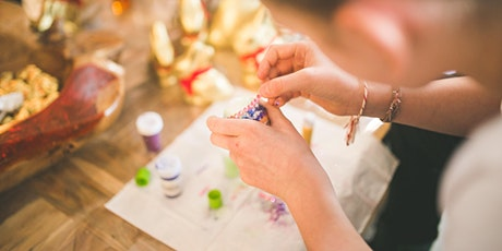 Weaving a New Story – Exploring Liberation and Resilience through crafts tickets