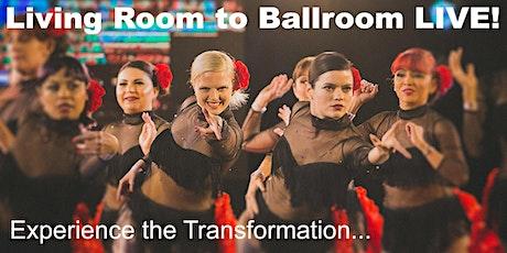 Living Room to Ballroom LIVE! tickets