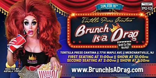 Brunch is a Drag - Goes to the Movies!