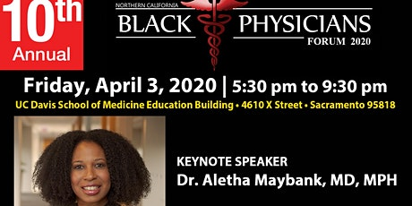 10th Anniversary Celebration of Black Physicians Forum tickets