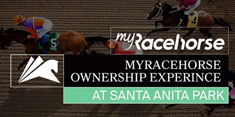The MyRacehorse Ownership Experience tickets