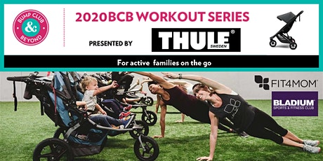 FREE BCB Stroller Strides Workout at Bladium Sports Presented by Thule! (Denver, CO) tickets