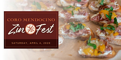 Zin Fest presented by Coro Mendocino