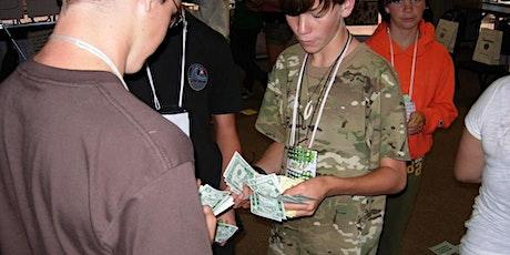 Edmonds Camp Millionaire Ages 10-16 tickets