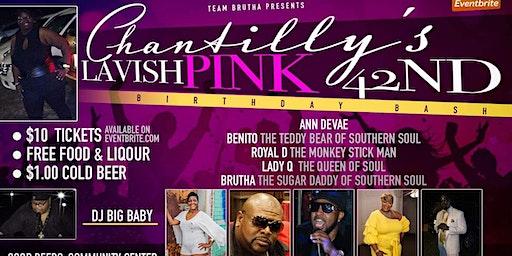 Chantilly's Lavish Pink 42nd Birthday Bash