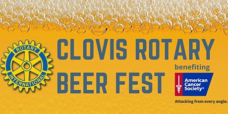 Clovis Rotary Beer Fest tickets