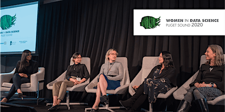 Women in Data Science Puget Sound 2020 Conference tickets