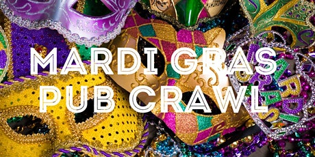Housemob Mardi Gras Crawl 2020 tickets